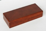 WOOD PEN BOX